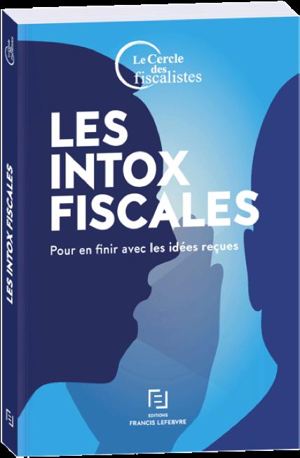 couverture du livre Les intox fiscales