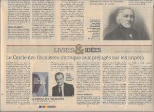 Les intox fiscales dans Le Figaro